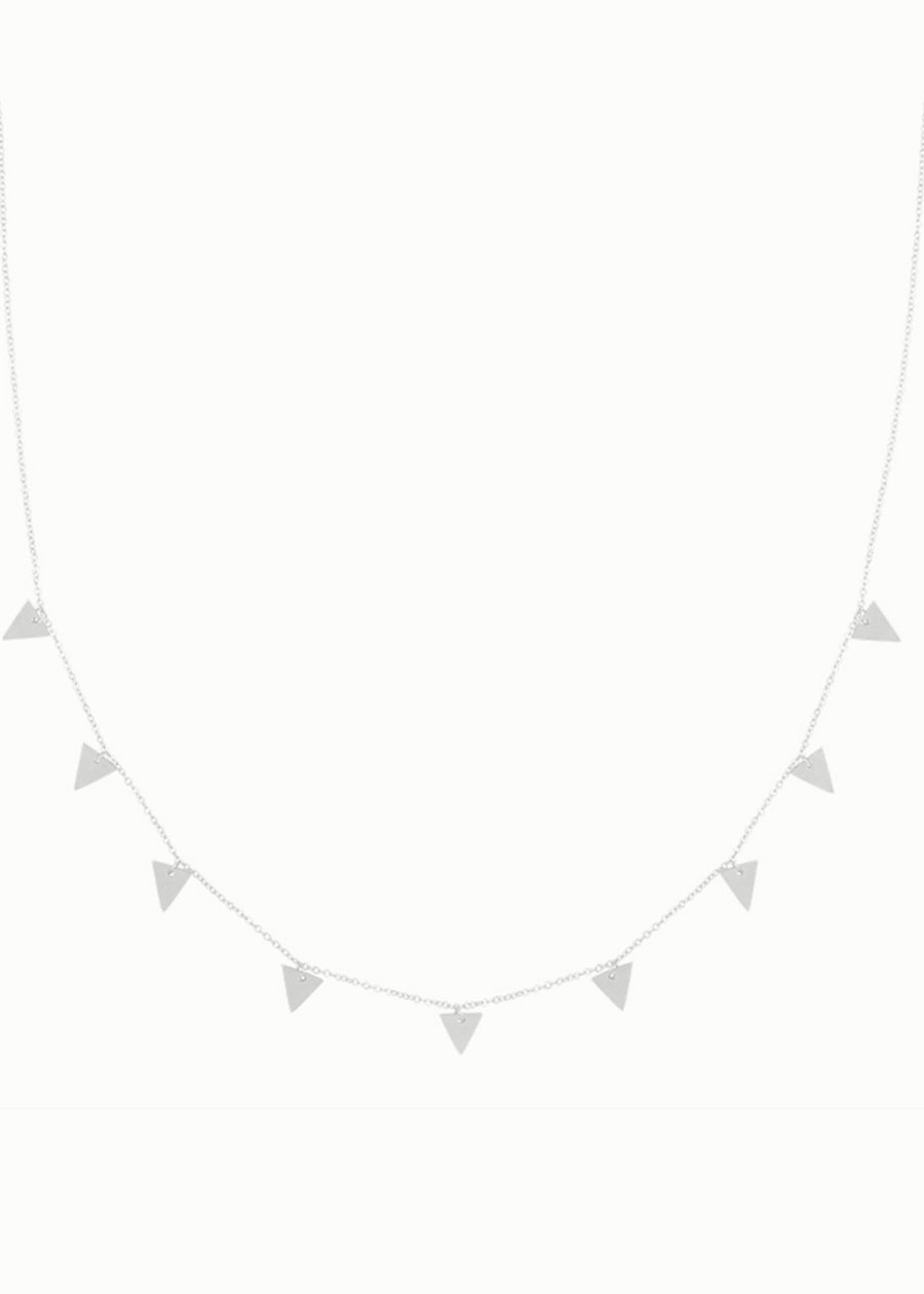 Ketting only diamonds